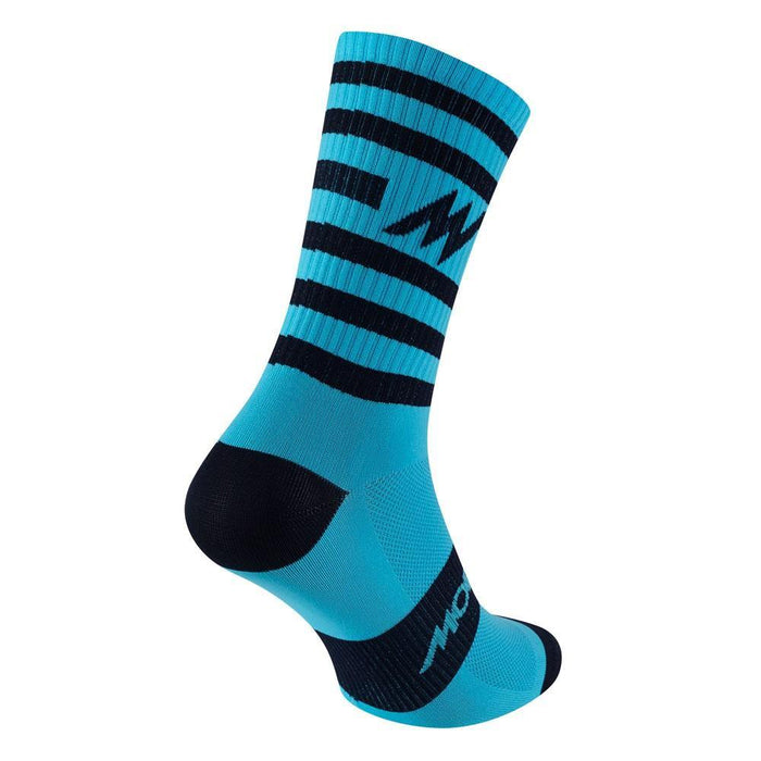 Morvelo Series Stripe Blue Socks