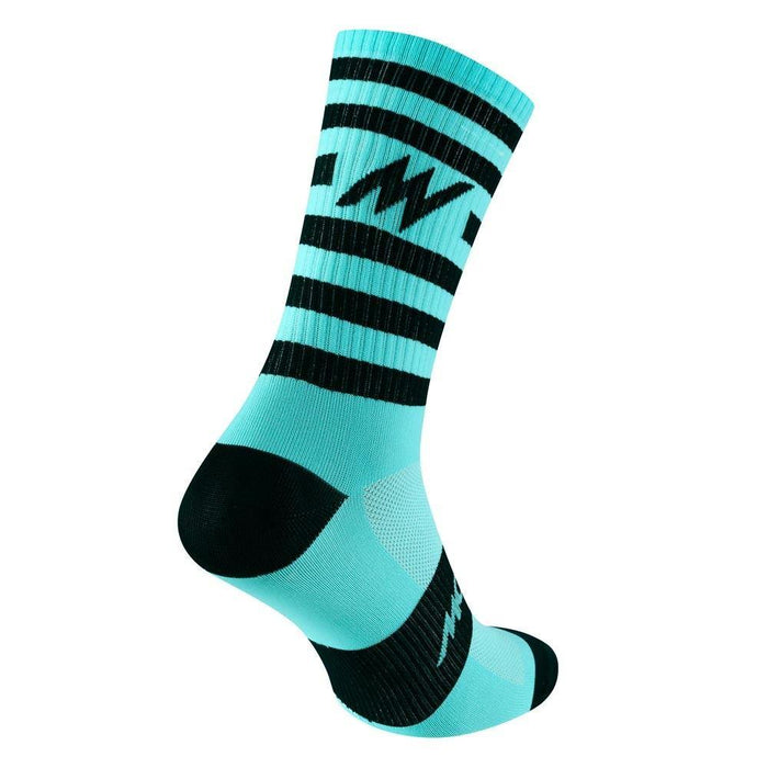 Morvelo Series Stripe Celeste Socks