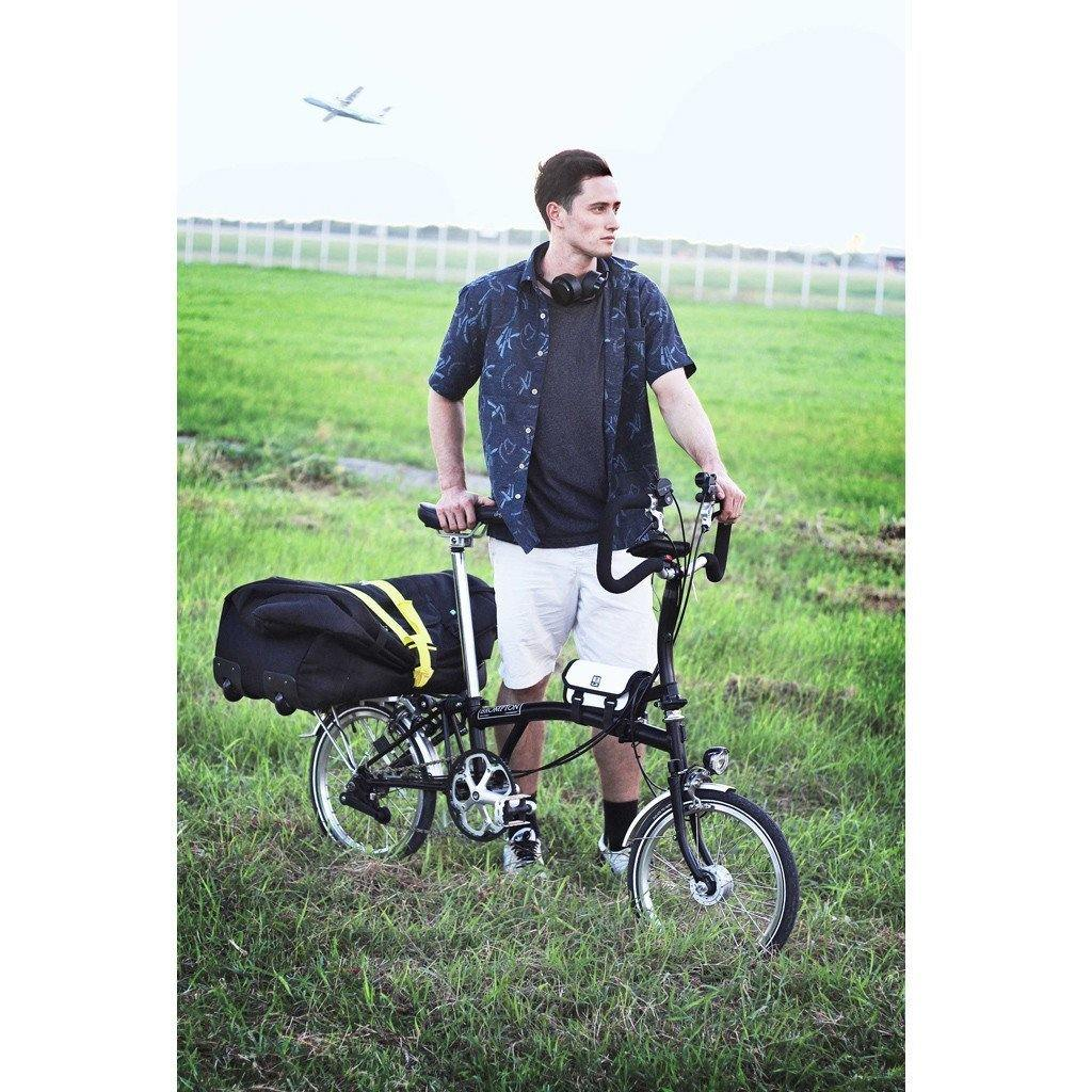 Vincita Sightseer - The Foldable Travel Set for Brompton