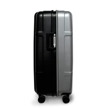 President Brompton Bike Case - Black/Silver - SpinWarriors