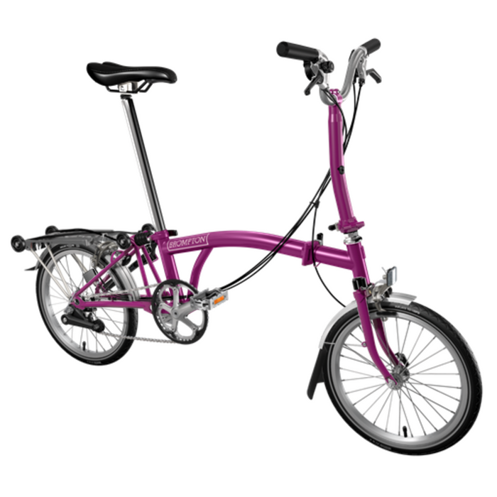 Brompton  M6R 2017 -  Berry Crush/Berry Crush