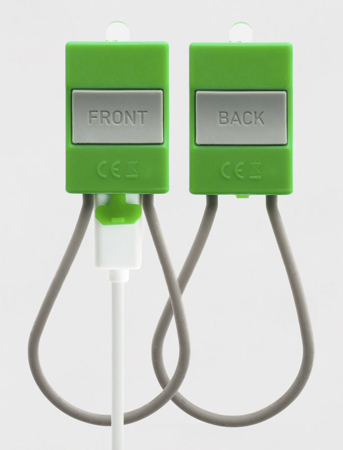 Bookman USB Light - Green