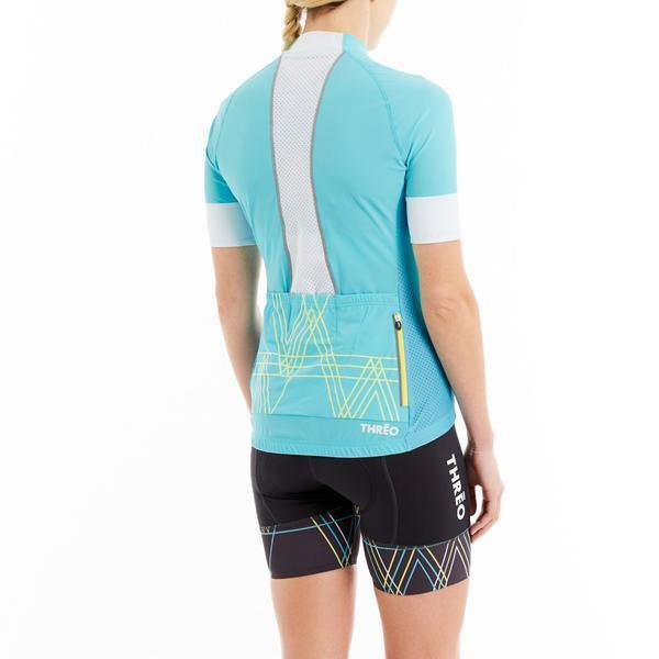 Threo Woman Cycling Jersey - Box Hill