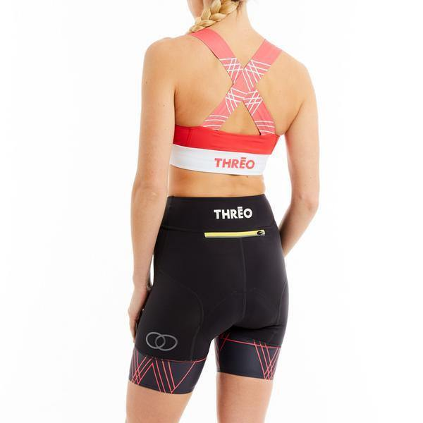 Threo Regents Park Woman Cycling Short