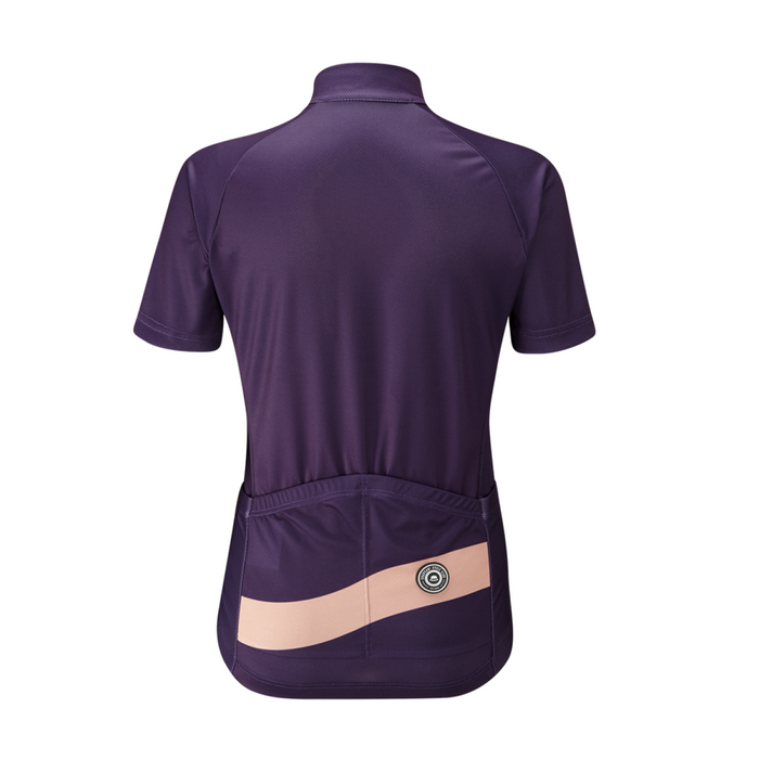 Chapeau! Soulor Woman Logo Jersey - Purple Moon