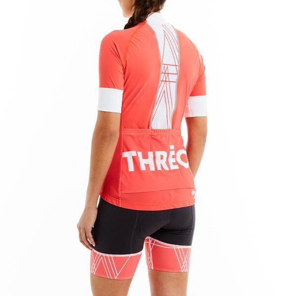 Threo Woman Cycling Jersey - Herne Hill