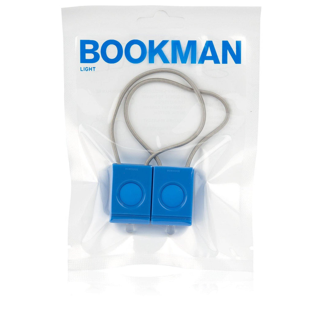 Bookman Light - Blue