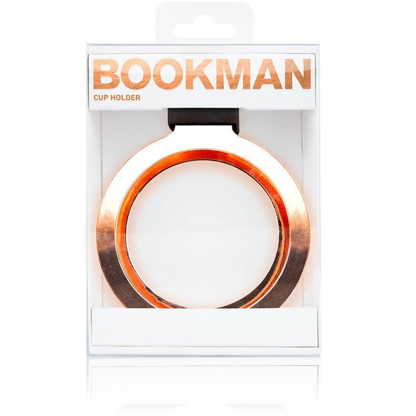 Bookman Cup Holder Premium Editon - Chrome