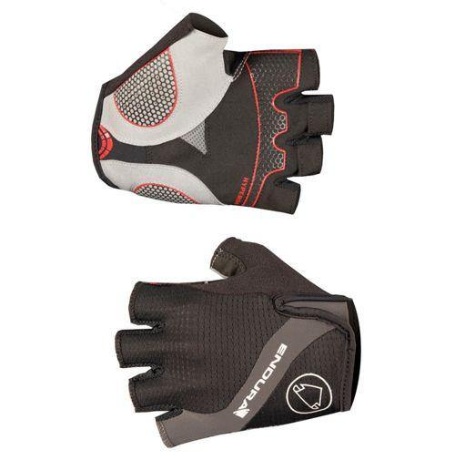 Endura Hyperon Mitt Gloves - Black