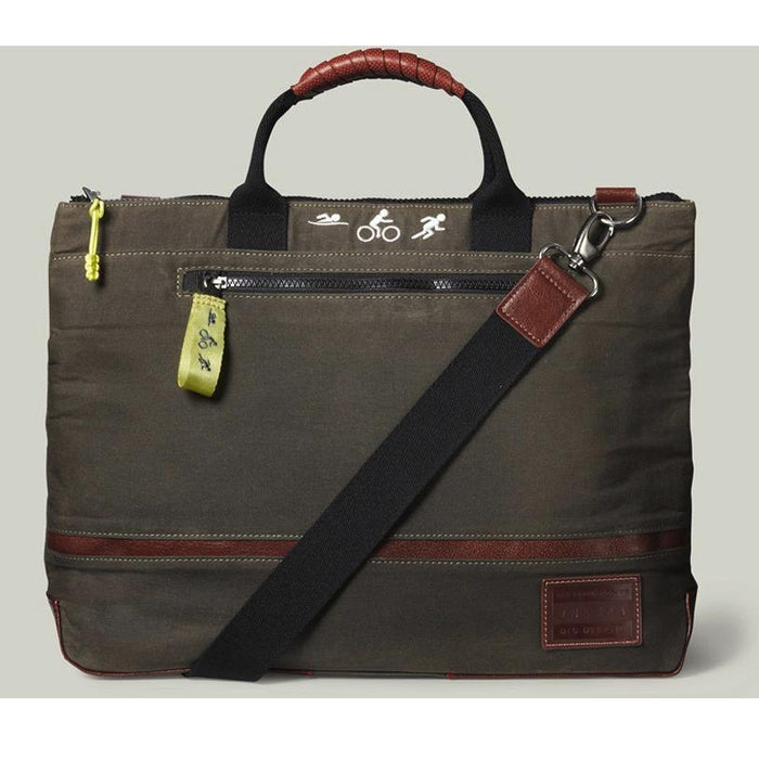 Rule #5 Triathlon Messenger Bag