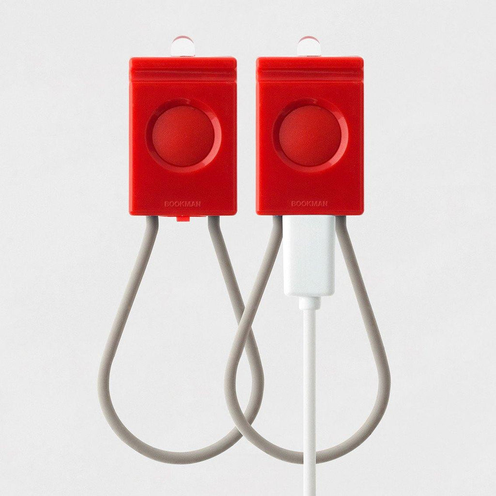 Bookman USB Light - Red