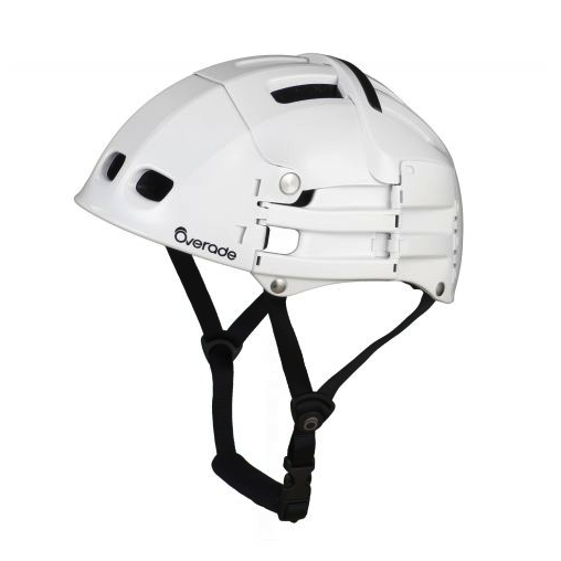 Overade Plixi Foldable Helmet - White