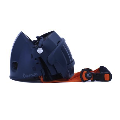 Overade Plixi Foldable Helmet - Blue