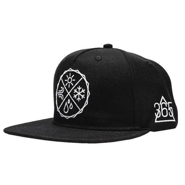 Heavy Pedal 365 - 5 Panel Hat