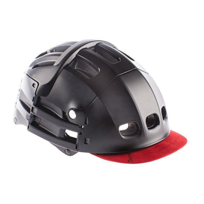 Overade Plixi Visor - Red