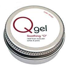 "Qoleum Mini Qgel Soothing ""O"" - 15gr"