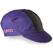 Giro Classic Cotton Cap - Ultra Violet/Bright Pink