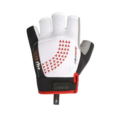 Zero rh+ PW Tacto Gloves - White/Black