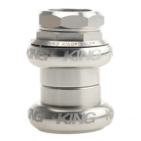 Chris King 2Nut Brompton Headset - Silver - SpinWarriors