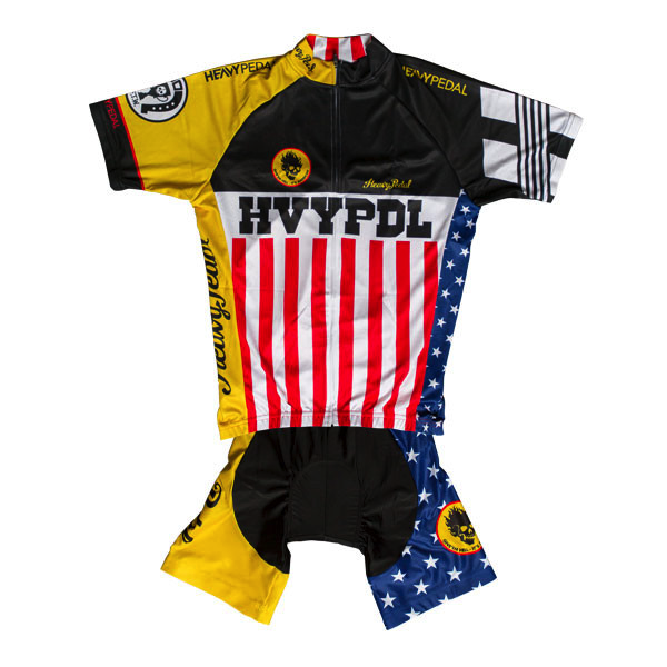 Heavy Pedal Valor Bibshort