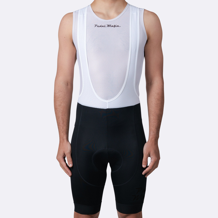 Pedal Mafia Core Stealth Black Bibshort