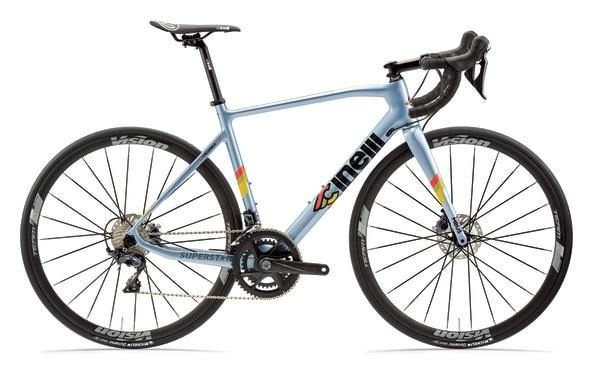 Cinelli Superstar Disc - Laser Blue