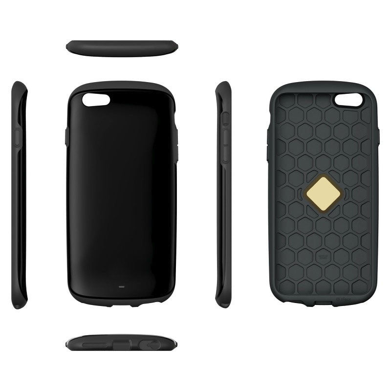 Schatzii TANK for iPhone 6/6S - Black