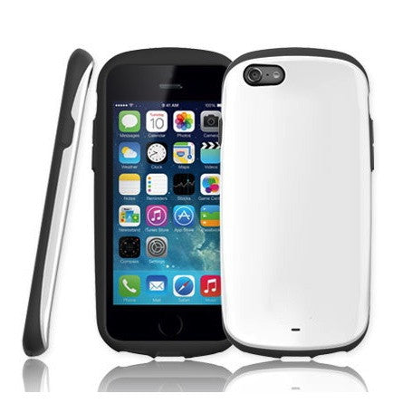 Schatzii TANK for iPhone 6/6S Plus - White