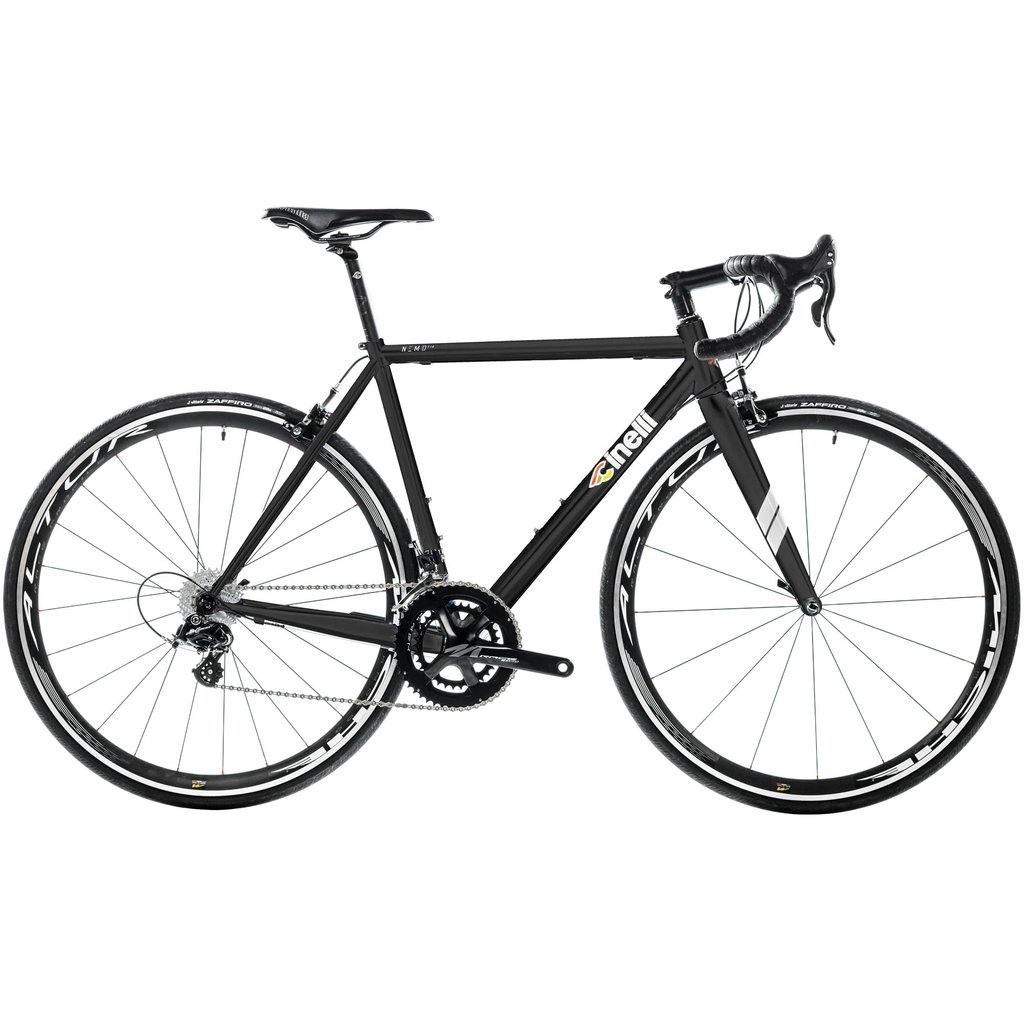 Cinelli Nemo TIG - Black