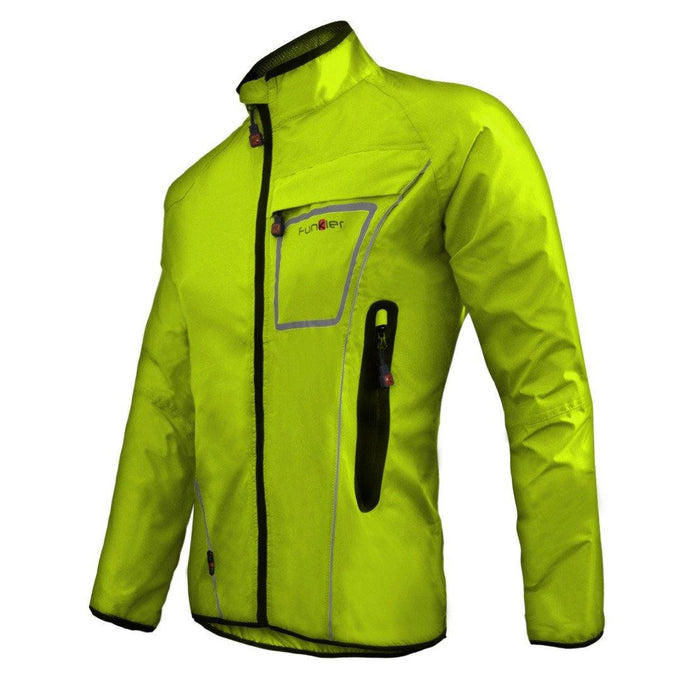 Funkier Tirano Rain Jacket - Yellow
