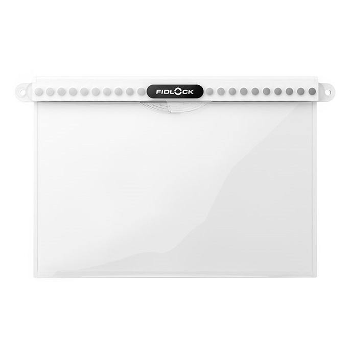Fidlock HERMETIC dry bag multi - Transparent White