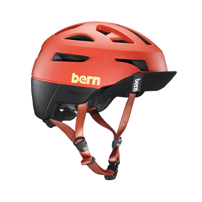 Bern Union Helmet - Matte Red