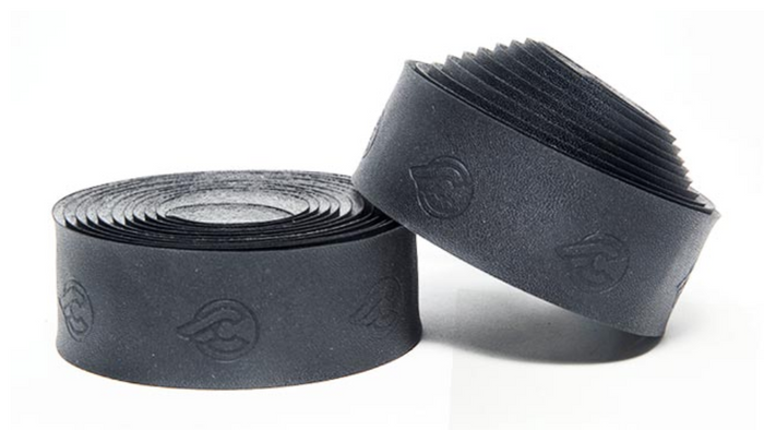 Cinelli Vegan Ribbon Bar Tape - Black