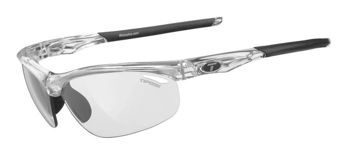 Tifosi Veloce Crystal Clear Sunglasses - Light Night Fototec Lens