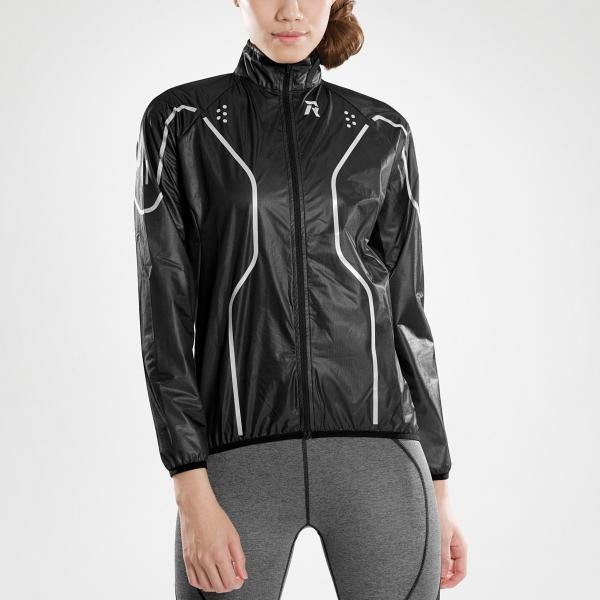 Rema WB01 Woman Reflective Windbreaker