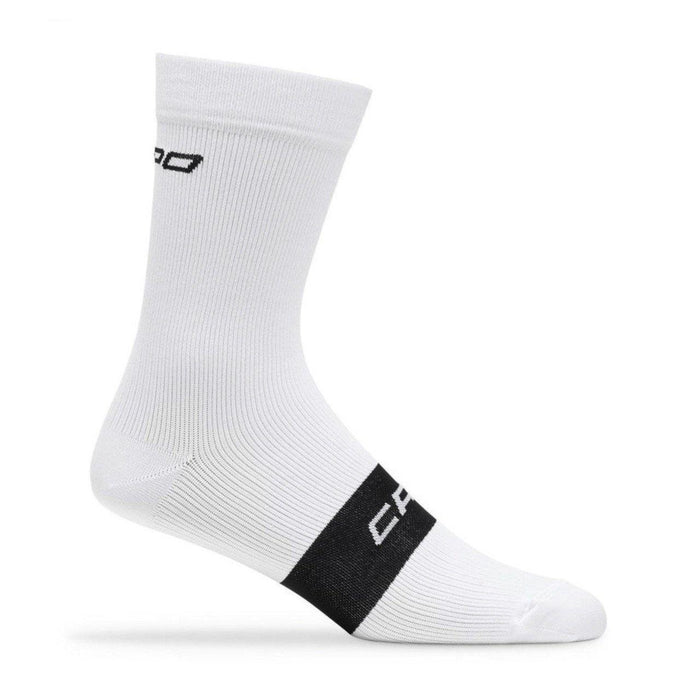 Capo Active Compression 15cm Sock - White