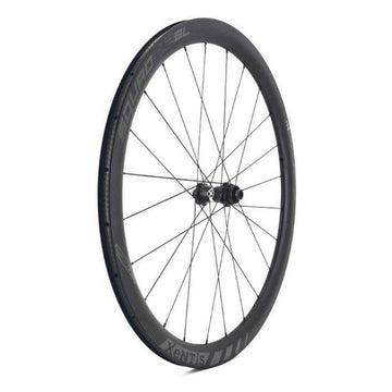Xentis Squad 4.2 SL Tubeless Ready Disc Brake Wheelset - Black Decal - SpinWarriors