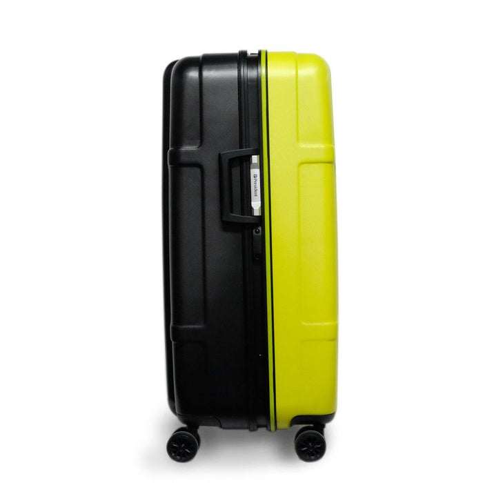 President Brompton Bike Case - Black/Lime Green