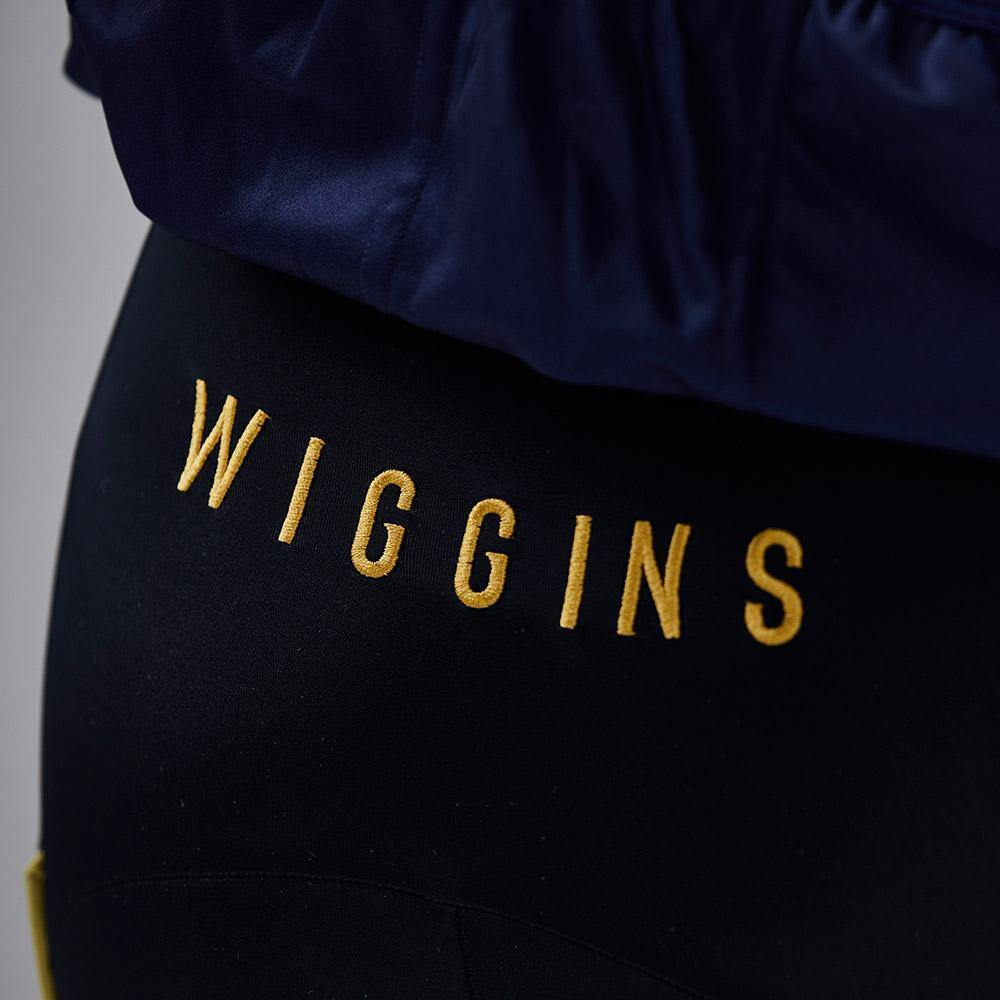 Le Col By Wiggins Pro Bibshorts - Black/Gold