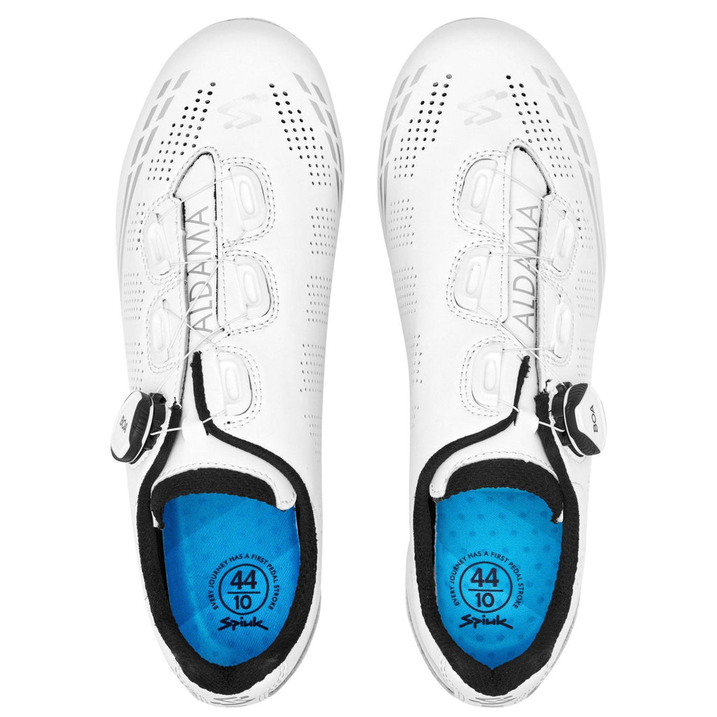 Spiuk Aldama Carbon Road Shoes - White