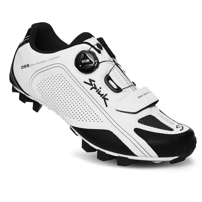 Spiuk Altube-M MTB Shoes - White Matte