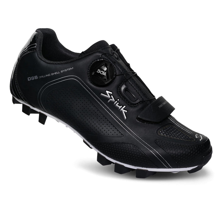 Spiuk Altube-M MTB Shoes - Black Matte