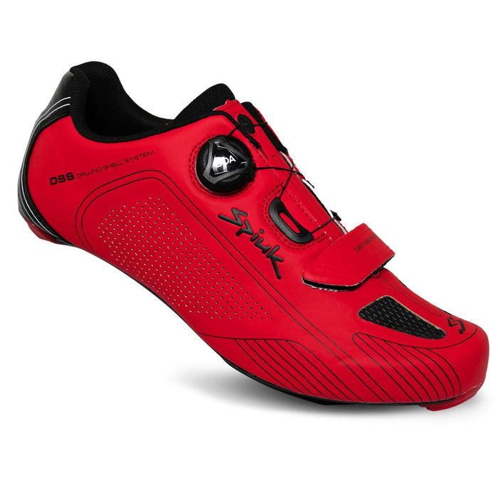 Spiuk Altube-R Road Shoes - Red Matte
