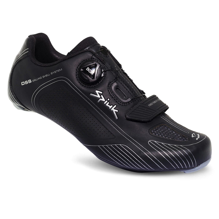Spiuk Altube-R Road Shoes - Black Matte