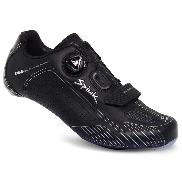 Spiuk Altube Carbon Road Shoes - Black Matte
