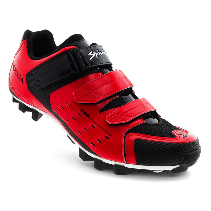 Spiuk Rocca MTB Shoe - Red