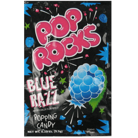 Pop Rocks - Blue Razz