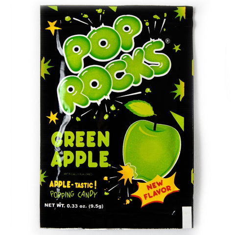 Pop Rocks - Green Apple