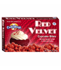 Cookie Dough Red Velvet Cupcake Bites