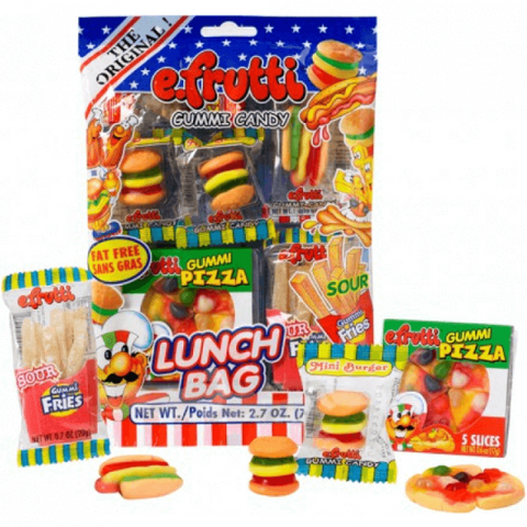 Efrutti Lunch Bag - Plus Candy